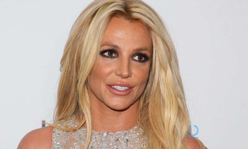 Hots Britney Spears Nude Photographs Gif